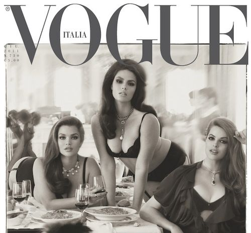 Vogue-Italia-June-2011-Cover-featuring-Plus-Size-Models-by-Steven-Meisel-DESIGNSCENE-net-01