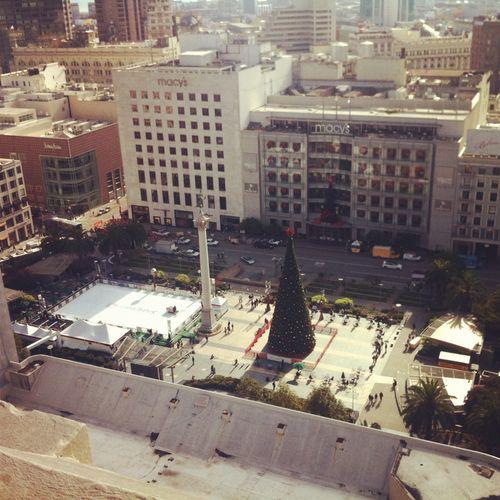 Union Square 11.22.11