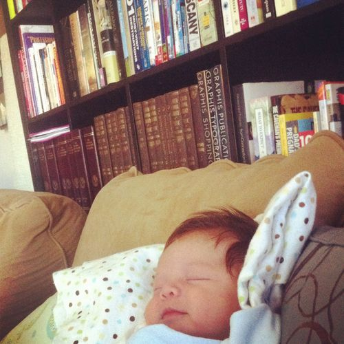 Sleeping Jude